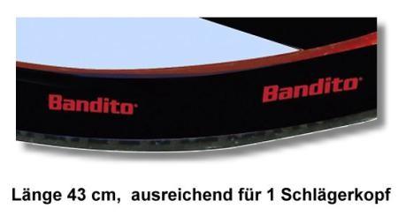 Tischtennisschläger Kantenschutz Bandito