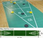 Shuffleboard Maxi Roll Out Court, without Equipment