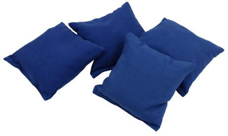 Cornbags Standard blue for Cornhole Cornboard Game (Set of 4)