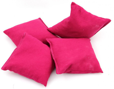 Cornbags fuchsia  for Cornhole Cornboard Game (Set of 4) Made in Germany