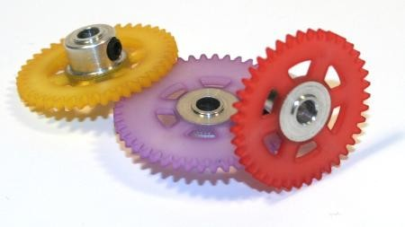 Trace gear wheel JP... Gear for axles 3mm