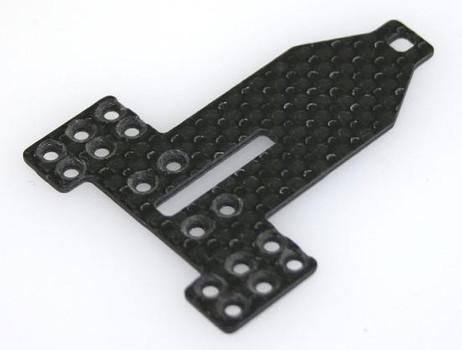 Fahrwerksmittelträger T-Bar Super24 Carbon Plafit