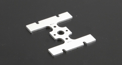 Body holder for Solid VF Formula Slotcar Chassis