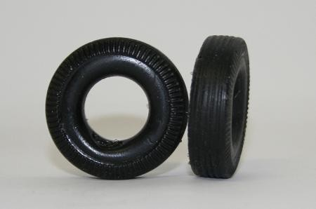 Reifen 34y UNI Competition Compound (2 Piece) Slotcar - Tire of Michael Ortmann
