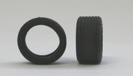 Reifen 37h Competition Compound 19 x 10 (2 Piece) Slotcar - Tire of Michael Ortmann