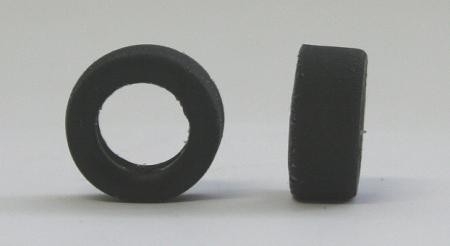Reifen 40j Competition Compound (2 Piece) Slotcar - Tire of Michael Ortmann