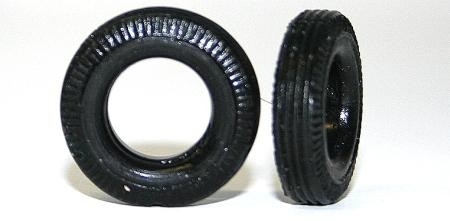 Reifen 34j Competition Compound (2 Piece) Slotcar - Tire of Michael Ortmann